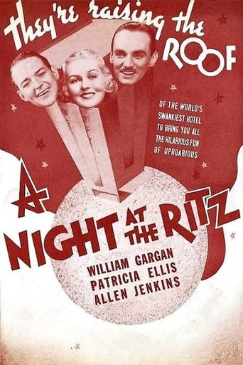 Poster of A Night at the Ritz