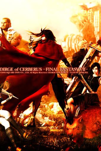 Poster of Final Fantasy VII: Dirge of Cerberus