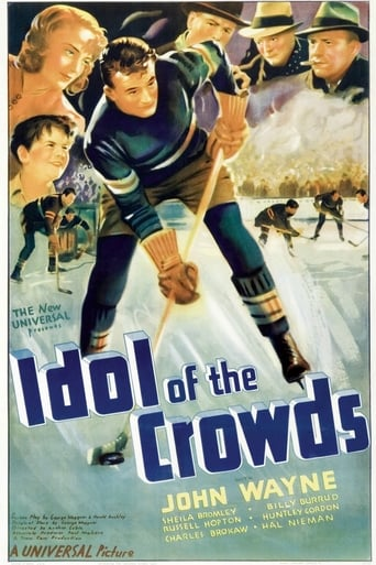 Poster of Idol of the Crowds