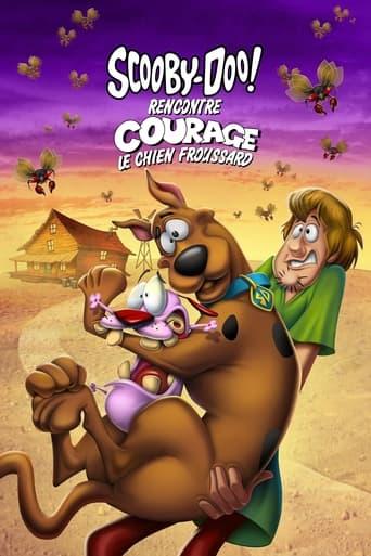 Scooby-Doo et Courage, le chien froussard