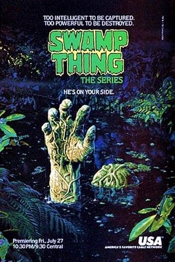 Swamp Thing Kari Wuhrer  - Abigail