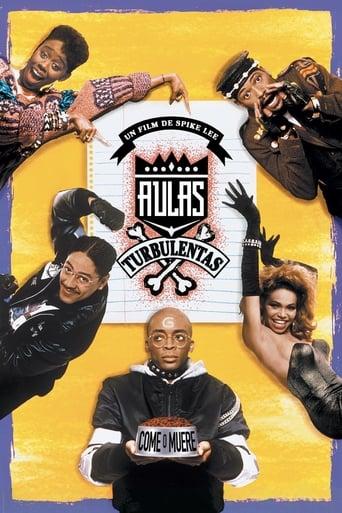 Poster of Aulas turbulentas