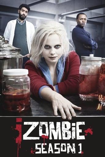 iZombie 1ª Temporada - Poster