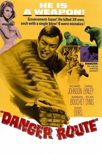 Poster of Danger Route