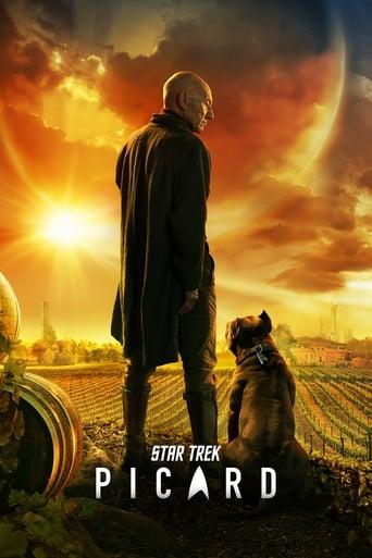 portada Star Trek: Picard