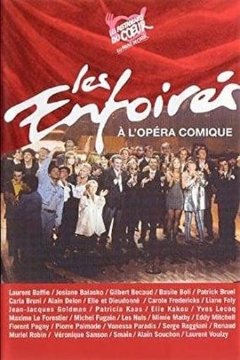 Les Enfoirés 1995 - Les Enfoirés à l'Opéra-Comique