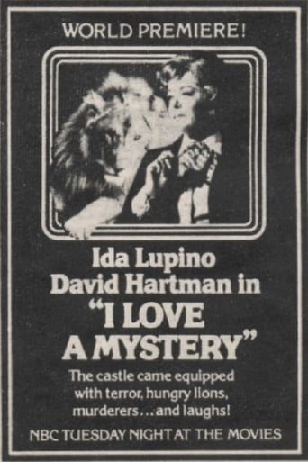 Poster of I Love a Mystery