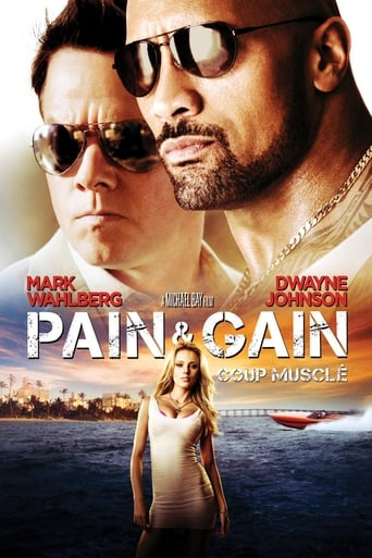 Poster of Pain & Gain