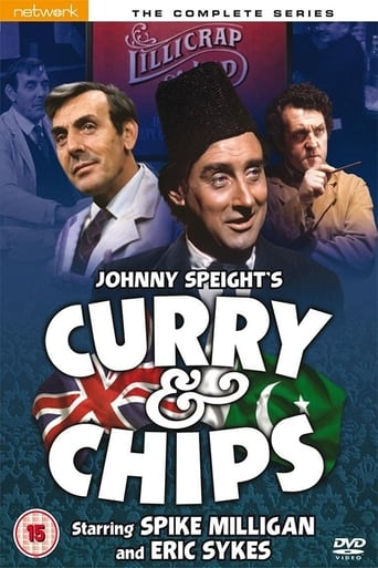 Poster of Curry and Chips