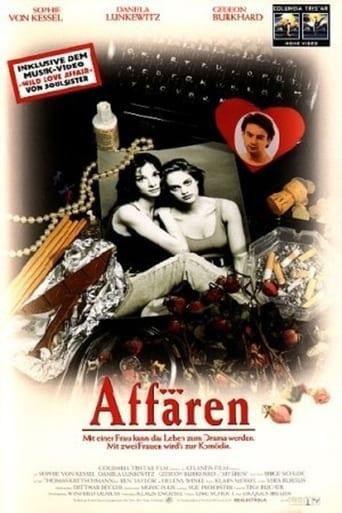 Poster of Affären