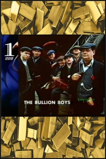 Poster of The Bullion Boys