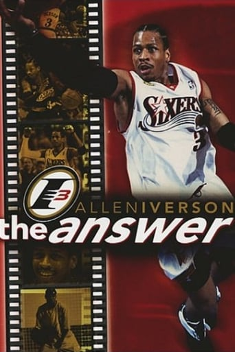 Poster of Allen Iverson - The Answer