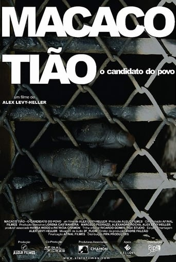 Poster of Macaco Tião - O Candidato do Povo