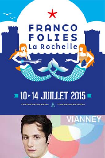 Francofolies 2015 - Vianney en concert