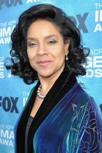 Phylicia Rashād alias Grandmother Journey