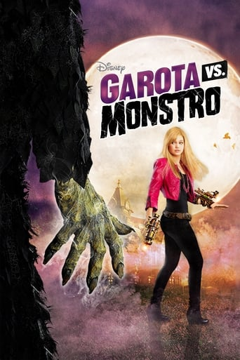 Poster of Garota vs. Monstro