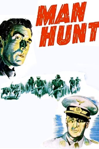 Poster of Man Hunt