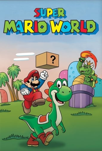 Capitulos de: Super Mario World