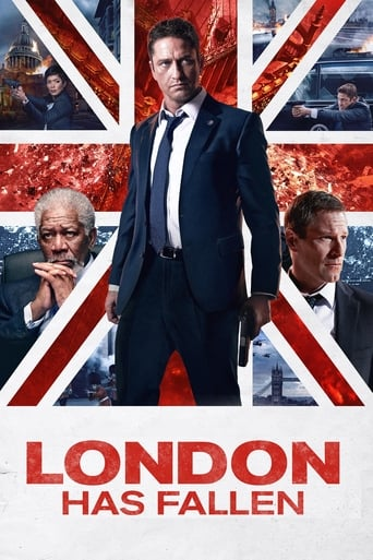 Objetivo: Londres London Has Fallen
