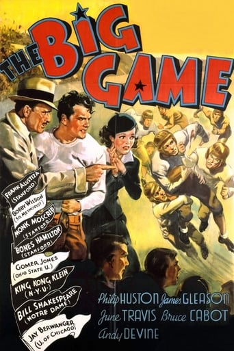 Poster of The Big Game