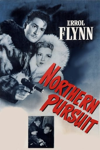 Poster of Northern Pursuit