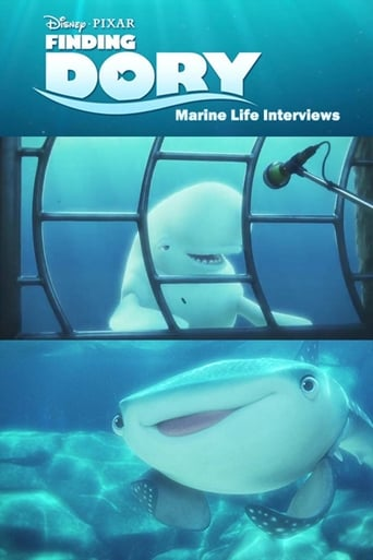 Poster of Finding Dory: Marine Life Interviews
