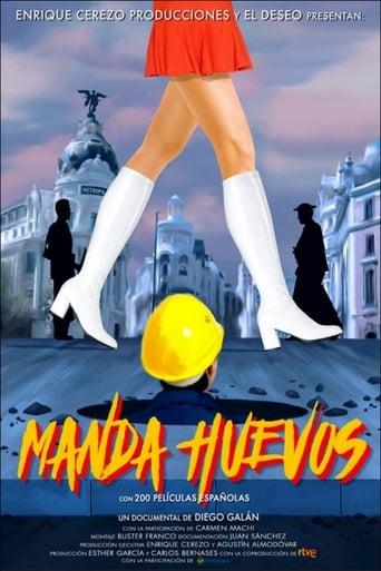 Poster of Manda huevos