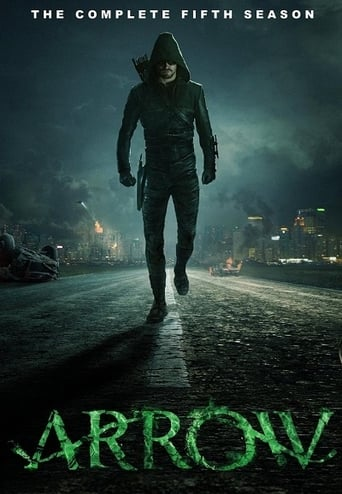 Strėlė / Arrow (2016) 5 Sezonas