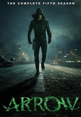 Strėlė / Arrow (2016) 5 Sezonas online