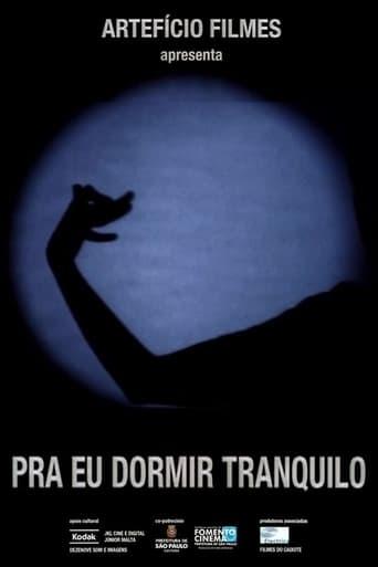 Poster of Pra eu Dormir Tranquilo