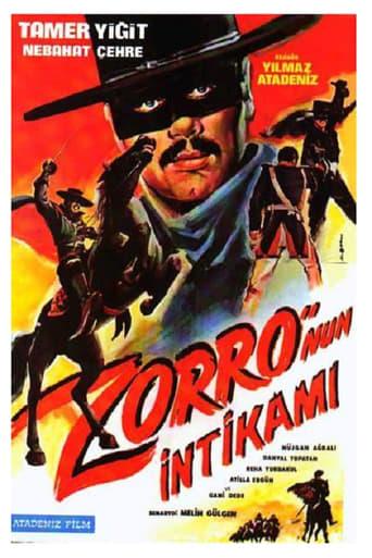 Zorro'nun İntikamı Movie Poster