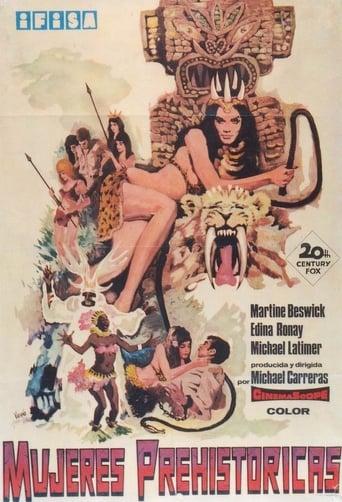 Poster of Mujeres prehistóricas