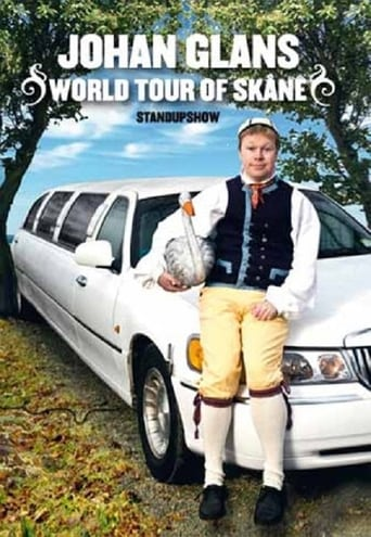 Johan Glans: World Tour of Skåne