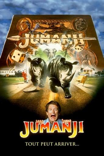 Poster of Jumanji
