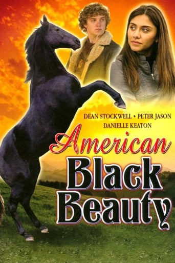 Poster of American Black Beauty