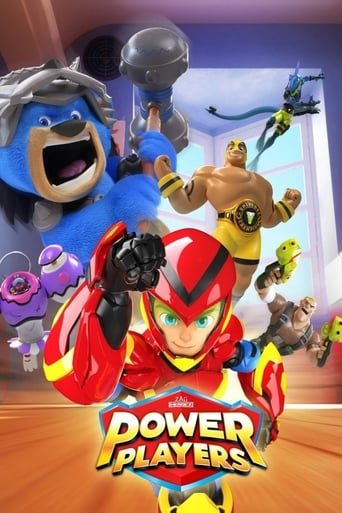 Watch Power Players full movie online 1337x