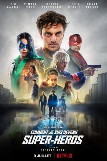 Como Virei Super-Herói - Poster