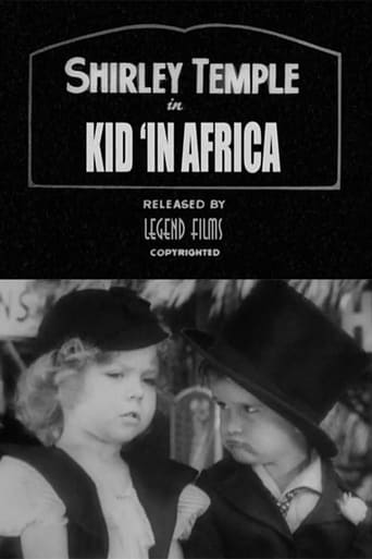 Poster of Kid 'in' Africa