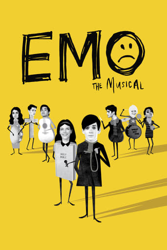 Poster of EMO the Musical
