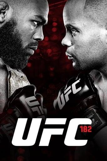 Poster of UFC 182: Jones vs. Cormier