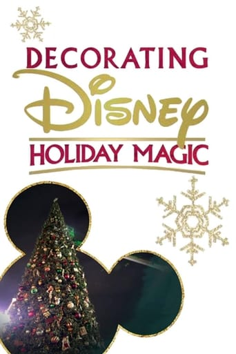 Poster of Decorating Disney: Holiday Magic