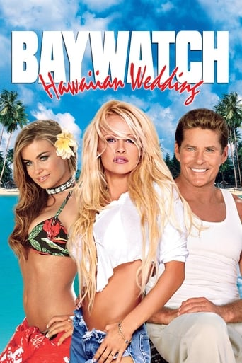 Poster of Baywatch: Hawaiian Wedding