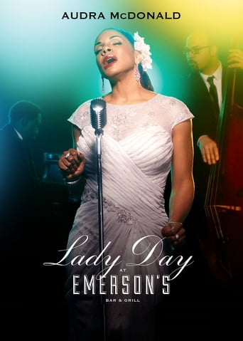 Poster of Lady Day at Emerson's Bar & Grill