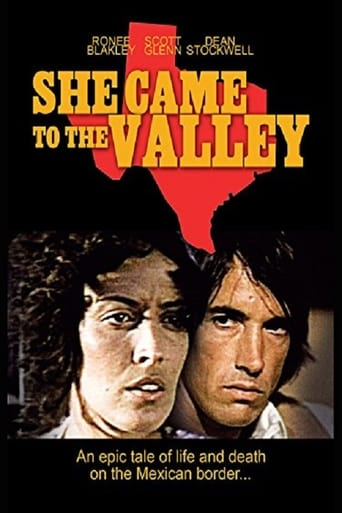 Poster of She Came To The Valley