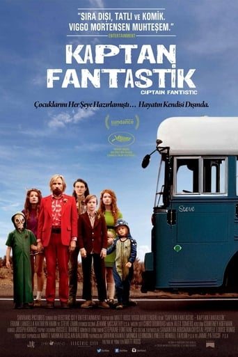 Poster of Kaptan Fantastik