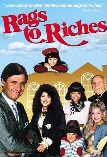 Poster of Rags to Riches