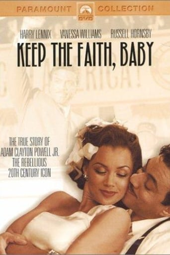 Poster of Keep the Faith, Baby