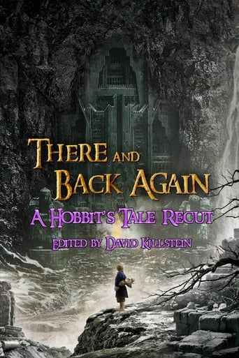 Poster of There & Back Again: A Hobbit's Tale Recut