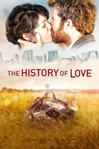 Poster of The History of Love