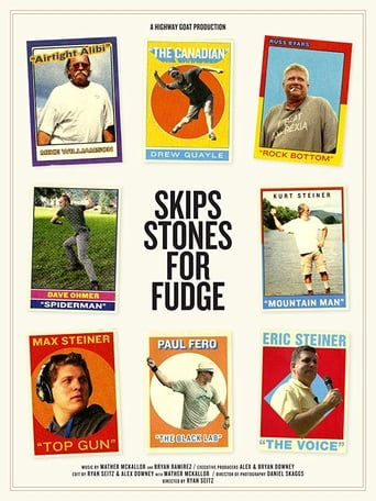 Skips Stones for Fudge (2016)